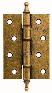 Дверная <b>петля</b> унив. <b>Adden</b> Bau 100мм (состаренная бронза) с ...