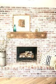 white washed fireplaces whitewashed fireplace brick good white wash fireplace image best whitewash brick fireplaces ideas