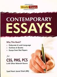 css books store cash on delivery css pms contemporary essays by syed nasir jamal shah jwt