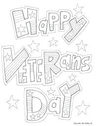 Veterans Day Printable Veterans Day Coloring Pages Free Veterans