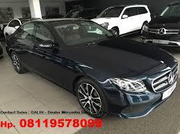 ALL NEW E CLASS W213 INDONESIA | NEW MERCEDES BENZ E300 AVANTGARDE ...