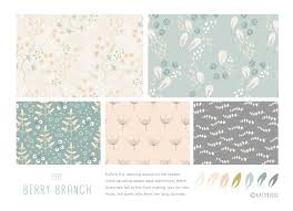 Pattern Collection Impressive Creating A Surface Pattern Design Collection Katy Bloss