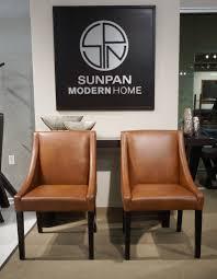 Living Room Sets Las Vegas Las Vegas Market Lucille Dining Chair In Cognac Leather Home