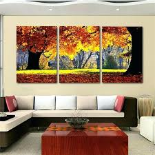 canvas wall art canvas wall art nature canvas art painting scenery pattern for living canvas wall art