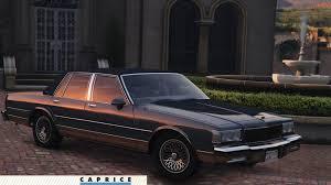 1987 Chevrolet Caprice Brougham - GTA5-Mods.com