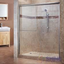 semi frameless shower doors. Semi-frameless Shower Door Semi Frameless Doors A