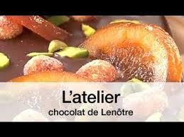 On A Testé Latelier Chocolat De Lenôtre Youtube