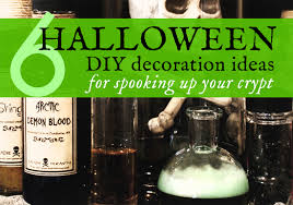 Halloween Decorations 6 Diy Halloween Decorations Made With Upcycled Materials