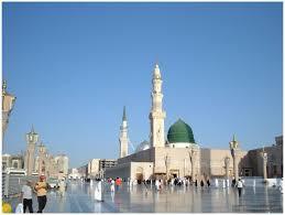 Masjid Nabawi HD Wallpaper Free ...