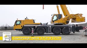Liebherr Ltm 1090 4 2 Economical All Rounder On Four Axles