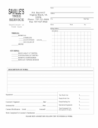 Work Invoices Tree Service Invoice Sample Removalate Invoices Freelance Work 84