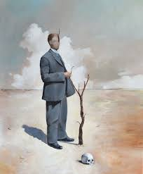 Surreal Paintings Martin Jonssons Surreal Enigmatic Oil Paintings Yellowtrace