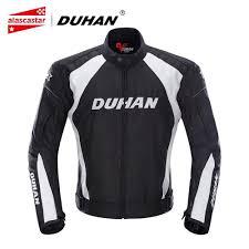 duhan motorcycle jacket summer men s motocycle touring jacket waterproof racing sports moto jacket with motorcycle protector