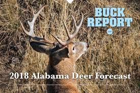 2018 Alabama Deer Forecast