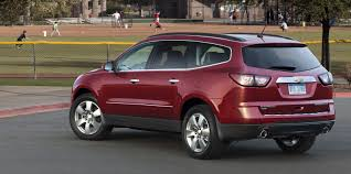 What to Expect From Each of the Chevy Traverse's Model Years ...