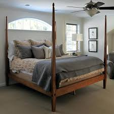 King Size Post Bed King Size Pencil Poster Bed Frame By King Size ...