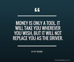 Top 40 Inspirational Quotes To Develop Your Money Mindset Mesmerizing Money Quotes