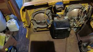 cub cadet voltage regulator jerry rig repair tech trick youtube Delco Generator Wiring Diagram at Cub Cadet 106 Wiring Diagram