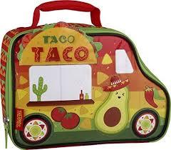 <b>Thermos Novelty</b> Lunch Kit, Cars & <b>Trucks</b> - Taco <b>Truck</b> in 2020 ...