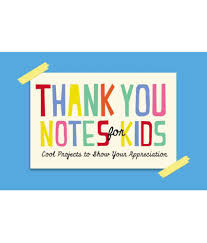 Thank You Notes For Kids Cool Projects To Show Your Appreciation