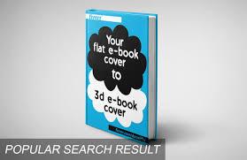 make 3d book cover