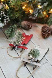 Creative christmas tree toppers ideas try Ornaments Handmade Christmas Ornaments Popsicle Stick Sleds Clean And Scentsible Handmade Christmas Ornaments Popsicle Stick Sleds Clean And