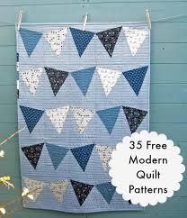 35 Free Modern Quilt Patterns @ wowilikethat.com   a new earth ... & 35 Free Modern Quilt Patterns @ wowilikethat.com Adamdwight.com