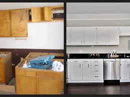 painting wood cabinets whitePainting Cabinets White Painting Laminated Cabinets Howto Repair