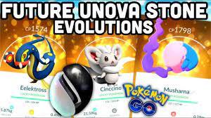 SAVE UNOVA STONES FOR THESE FUTURE EVOLUTIONS IN POKEMON GO - YouTube