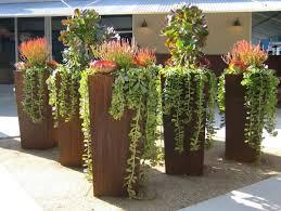 diy tall planter