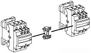 schneider electric contactors standard electric supply schneider electric contactor kit rev w interlock 32a 4p lad9