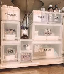 the top 82 bathroom organization ideas