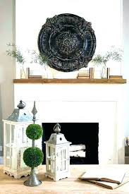 fireplace wall decor ideas above mantel lovely decorating for
