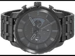diesel men s dz4349 stronghold black stainless steel watch diesel men s dz4349 stronghold black stainless steel watch
