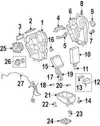 2011 chevrolet traverse parts gm parts department buy genuine 5 shown see all 6 part diagrams
