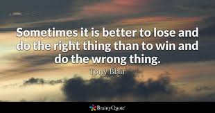 Things Will Get Better Quotes Amazing Do The Right Thing Quotes BrainyQuote