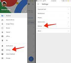 how to backup iphone contacts to google