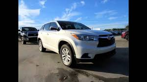 Toyota Highlander 2016 CAR Specifications and Features ...