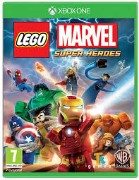 Select your parts and colors Amazon Com Lego Marvel Super Heroes Wb Games Video Games