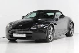 Used 2009 Aston Martin Vantage V8 Roadster N400 Convertible 4 3 Manual Petrol For Sale In Essex U139 Lux Classics