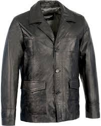 zoomed image milwaukee leather men s leather car coat jacket big 5x hi res
