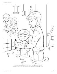 Lds Coloring Pages Betterfor