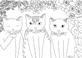 Small Picture Animals Coloring pages for adults coloring tree little funny