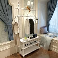 Hanger Style Coat Rack Bedroom Clothes Hanger Online Shop Iron Coat Rack Floor Bedroom 75