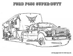 superior pick up truck coloring pages big trucks archives best page regarding 1 f150