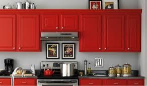 Kitchen Cabinets Colors Red 5 Best Kitchen Cabinet Paint Colors Ideas