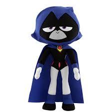 Teen titans raven figure
