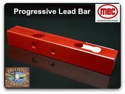 Mec Jr Bushing Chart Mec Lead Charge Bar Progressive 502 Ballisticproducts Com