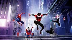 spider man into the spider verse 4k 5k