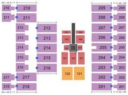 Alerus Center Concert Seating Chart Alerus Center Tickets And Alerus Center Seating Charts